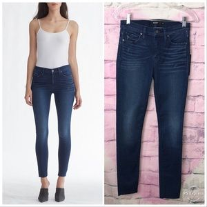 Hudson Jeans Nico Midrise Super Skinny Ankle 26